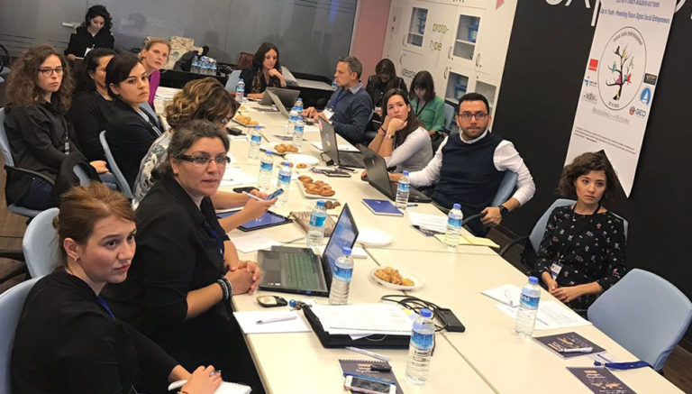 1st kick off meeting in Istanbul